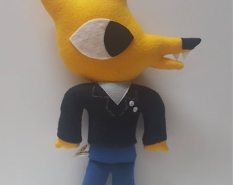 Night in the Woods Gregg Plush