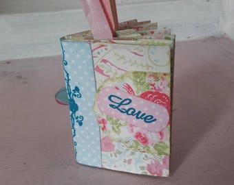 "Mini Pocket Album ""Love"""