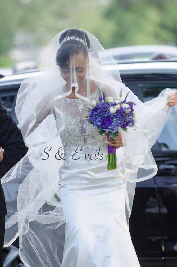 S & E veils