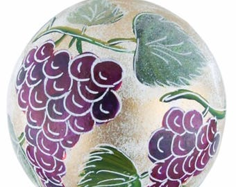 Christopher Radko From The Orchard Italian Blown Glass Christmas Ornament Vintage Christmas Decor Christmas Tree MINT
