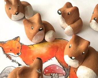 Fox Lucky Charm, Lucky Fox