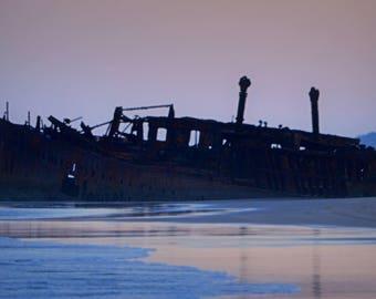 Fraser Shipwreck