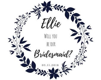 Will you be our.... ?
