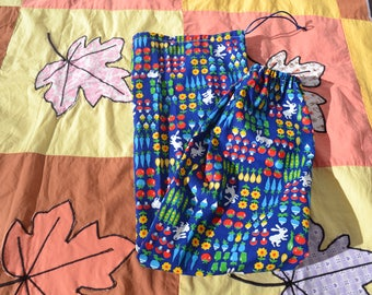 """Drawstring """"Bag"""" Bag - for holding plastic grocery/produce bags - Large"""