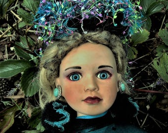 Decorative Doll Card