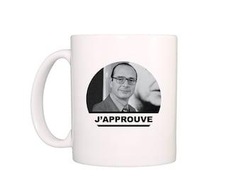 Mug Jacques Chirac