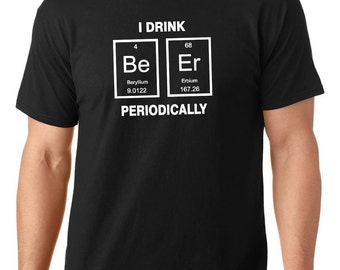 Sale i may be nerdy but only periodically t shirt sale i drink beer periodically nerdy t shirt periodic table t shirt women men t shirt teeddictive funny t shirt chemistry t shirt urtaz Gallery