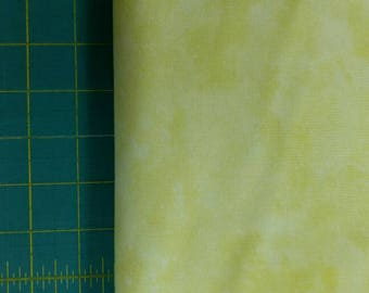 Yellow Toscana fabric. texture blender quilting cotton quilters Northcott 2336
