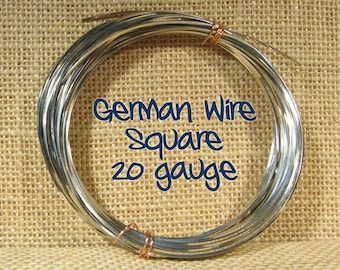 20ga 5ft Square German Wire - DS