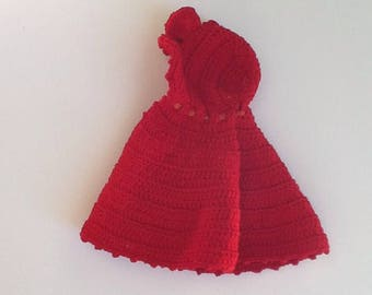 Barbie Red Riding Hood Cape