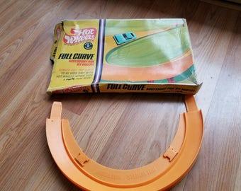 Vintage 1960s Hot Wheels Mattel Full Curve Accessory Pak by Mattel