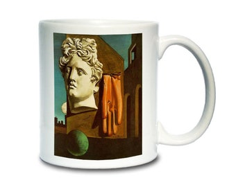 Coffee Mug; Love Song By Giorgio De Chirico