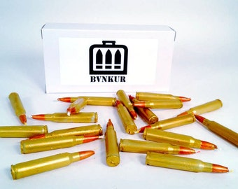 Bvnkur Bullet Candles 5.56 NATO AR-15/ M-16