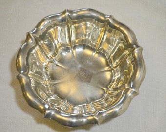 Gorham Silver Plated Serving Bowl