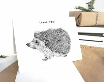 Thank You Notes, Thank You Card Set, Thank You Note Cards, Blank Note Cards, Thank You Note Set, Christmas Thank You, Holiday Thank You Note