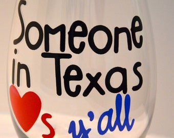 Some in Texas Loves y'all