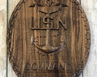Command Master Chief Badge