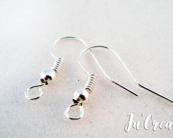 Optional hook earring Silver 925