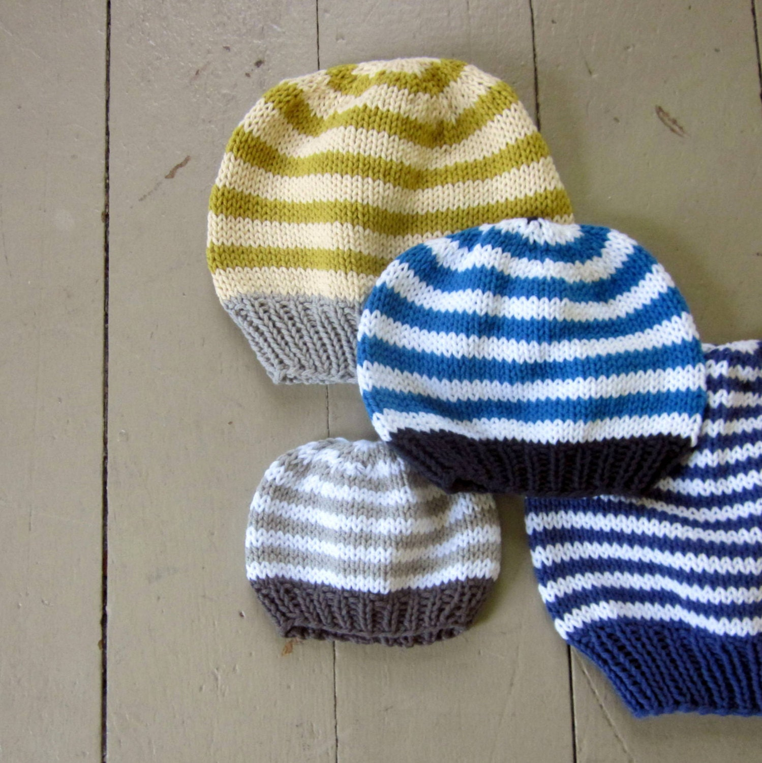 childrens knit hat designs