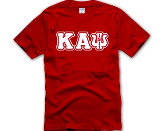 Kappa Alpha Psi Fraternity Greek Tshirt