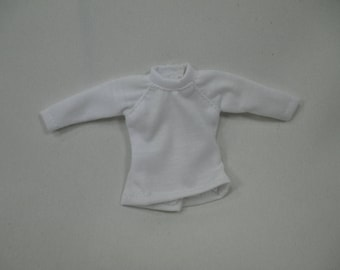 Handmade outfit for Blythe doll long sleeve Sweater Tee shirt SD-12