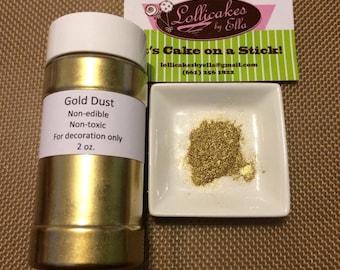 Gold Highlighter Dust 2 oz.