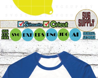 Lemons SVG, Lemon Monogram svg cut file vinyl decal for silhouette cameo cricut iron on transfer on mug shirt fabric design