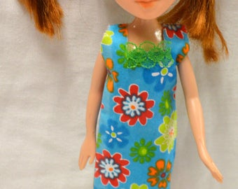 Bratz change doll made under made over recycled upcycled repainted rescued