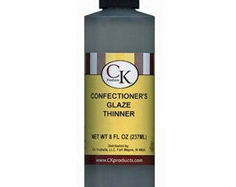 Confectioner's Glaze Thinner