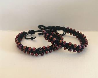 Handmade Retro Matching Bracelets