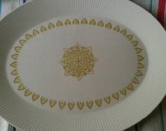 Vintage Sheffield Oval Platter