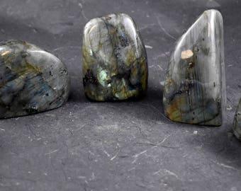 Polished Labradorite Specimen // Polished Labradorite // Labradorite Decor // Metaphysical Crystal // Village Silversmith