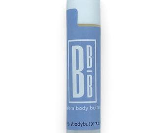 Lemon Lavender Peppermint Lip Balm  // moisturizing // all natural lip balm // essential oils