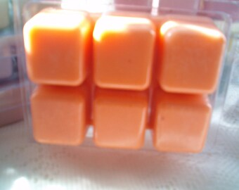 Apricot Chamomile Wax Melts, Apricot Soy Wax melts, Fruit, Variety Scents, Unique Selection, Fragrant, Lots of Scent, Serenity, Calming