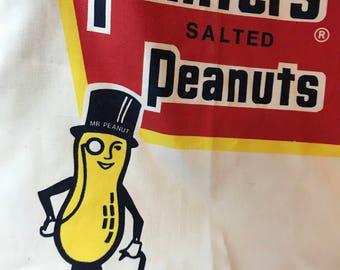 Vintage Planters, Mr. Peanuts, APRON