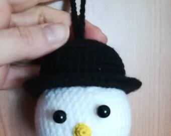 Snowman Crochet