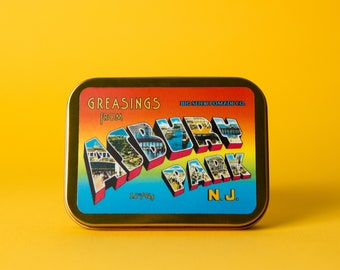 NEW! Greasings from Asbury Park, NJ Hair Pomade