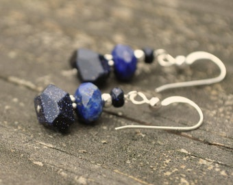 Midnight Sparkle Earrings