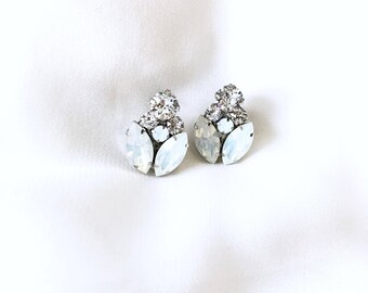 Bridal Jewelry Accessories by AliChristineBridal on Etsy