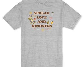 Spread Love And Kindness Men's T-shirt