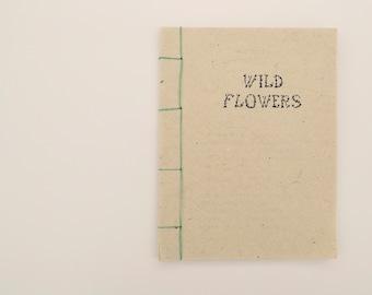 Wildflowers Plantable Zine