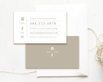 View business cards by designbybittersweet on etsy photographer business card template for photographers customizable photoshop designs simple photography business card template colourmoves