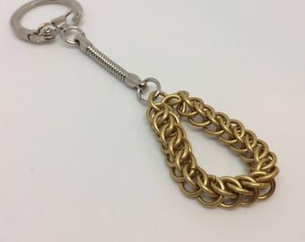 Half Persian Loop Keychain