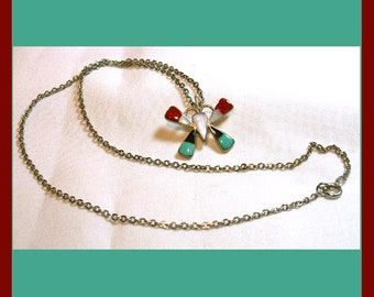 Southwestern Necklace VJB0011