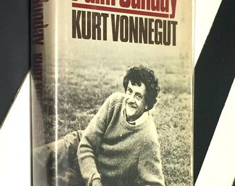 Palm Sunday by Kurt Vonnegut (1981) hardcover book