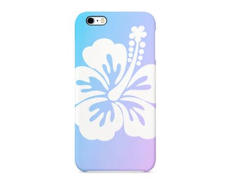 Hawaii flower Tropical flower Wildflower Phone case for / iPhone / Huawei /Samsung Galaxy