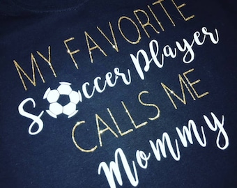 Personalized Soccer Shirt