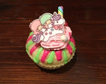 Kawaii squishy cupcakes mix 3 pcs