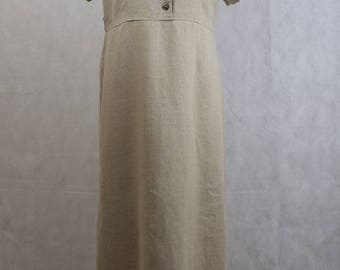 Vintage beige dress, vintage clothing, vintage dress, vintage dresses, dresses for women, women's clothing, clothing, women's, vintage,