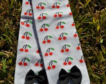 Cherries leg Warmers